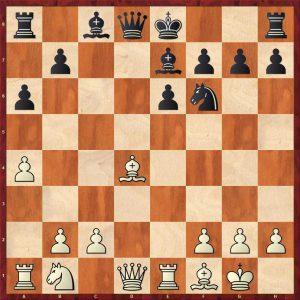Carlsen-Gelfand London 2013 Variation 2 Move 12