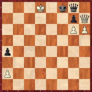 E.Pogosyants (extract) 1974 White To Play And Win