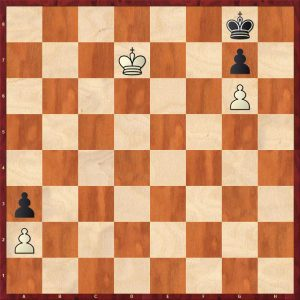 E.Pogosyants (extract) 1974 White To Play And Win Move 5