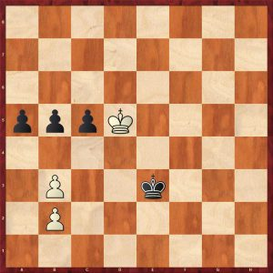 Description File URL: http://britishchessnews.com/wp-content/uploads/2021/07/Em.Lasker-Tarrasch-St.-Petersburg-1914-Move-45.jpg Copy URL to clipboard ATTACHMENT DISPLAY SETTINGS Alignment None Link To None Size Medium – 300 × 300 Selected media actions 1 item selected Clear Insert into post