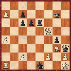 Grischuk-Mamedyarov Hersonissos 2017 Variation Move 42