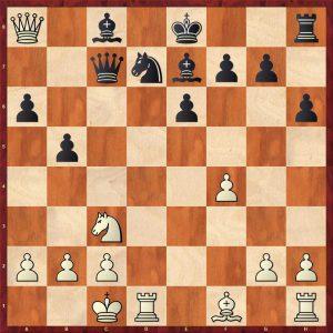 Ivanchuk-Kramnik Dos Hermanas 1996 Move 17