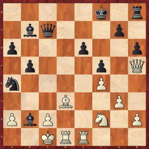 Ivanchuk-Kramnik Dos Hermanas 1996 Move 24