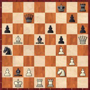 Ivanchuk-Kramnik Dos Hermanas 1996 Move 25