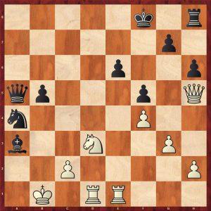 Ivanchuk-Kramnik Dos Hermanas 1996 Move 29