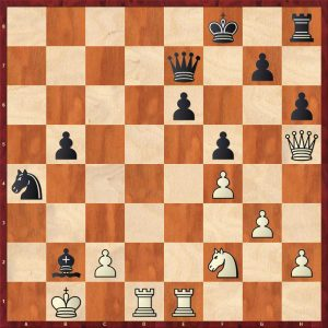 Ivanchuk-Kramnik Dos Hermanas 1996 Variation Move 28