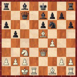 Ivanchuk-Kramnik Dos Hermanas Move 14