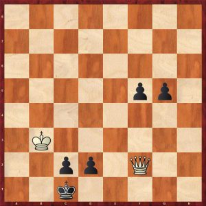 J.Behting 1907 White To Play And Win