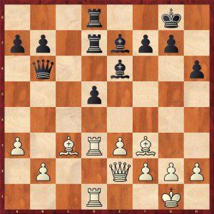 Karpov-Spassky Montreal 1979 Move 24 White to move