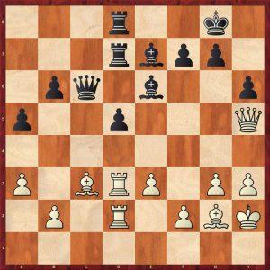 Karpov-Spassky Montreal 1979 Move 31 White to move