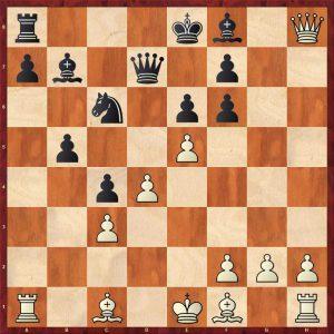 Kasparov-Petursson Valetta 1980 Variation 2 Move 14