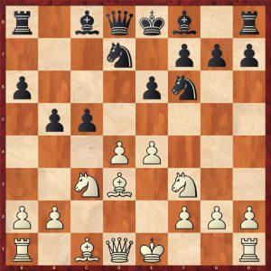 Kramnik-Anand Wch Bonn 2008 Move 10