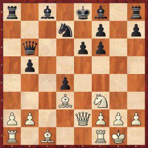 Kramnik-Anand Wch Bonn 2008 Move 14