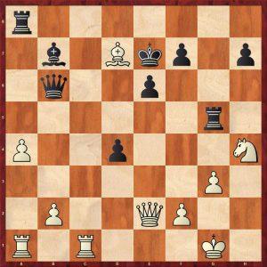 Kramnik-Anand World Ch Game 5 Bonn 2008 Variation Move 24