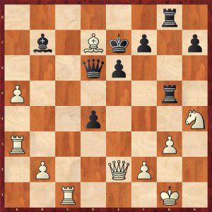 Kramnik-Anand World Ch Game 5 Bonn 2008 Variation Move 26
