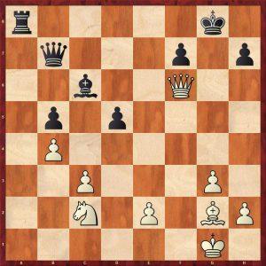 Malakhov-Moiseenko Russia 2005 Variation Move 23