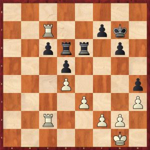 Mark Hebden-Peter Shaw Leeds rapid 2013 Move 34 White to play