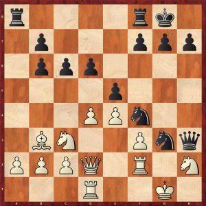 NN-Blackburne GB 1871 Move 20