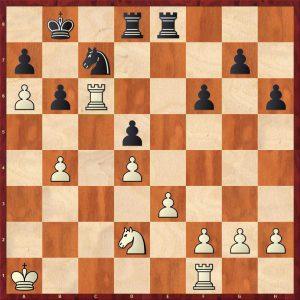 Nepomniachtchi-Nisipeanu Dortmund 2019 Variation 1 Move 30 White to play
