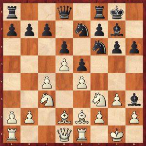 Nikcevic-Djukic Cetinje 2016 Move 13 White to play