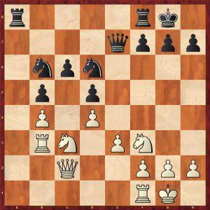 Nikolic-Kramnik Monte Carlo 1998 Move 18 White to move