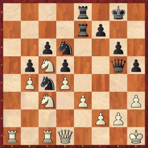 Nikolic-Kramnik Monte Carlo 1998 Move 26 Black to move
