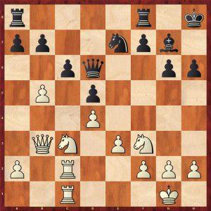 Petrosian-Krogius Tbilisi 1959 Move 19 White to play