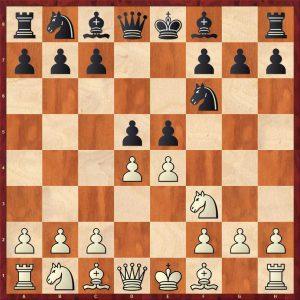 Petrov Copycat Move 4 White to move