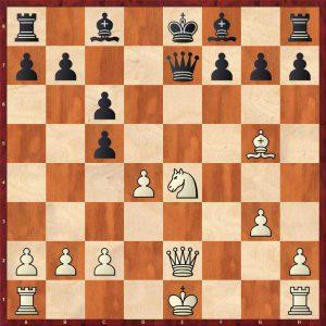 Position after 12.Bg5!