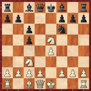 Position after 6.Nxe5