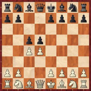 Queens Gambit Move 3