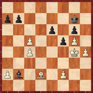 Short-L'Ami Variation Move 31