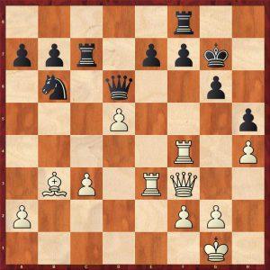 Smyslov-Liberzon Moscow 1969 Move 22 White to move