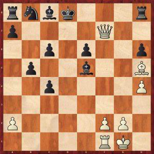 Sokolov-Novikov Variation 1 Move 19