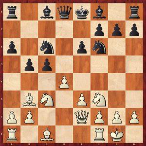 Spassky - Avtonomov Leningrad 1949 Move 7 Black to move