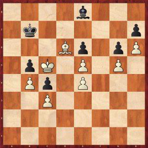 Stein-Tarnowski Bucharest 1961 Move 51