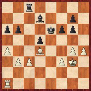 Tiviakov-Miladinovic Algiers 2015 Black To Play Move 36