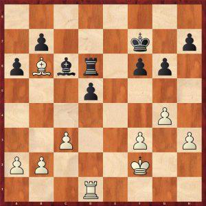 Tiviakov-Neverov Warsaw 2015 White To Play Move 33