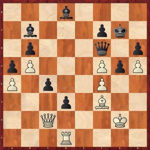 Topalov-Kramnik Linares 1998 End