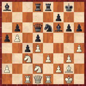 Topalov-Kramnik Linares 1998 Move 23 White to move