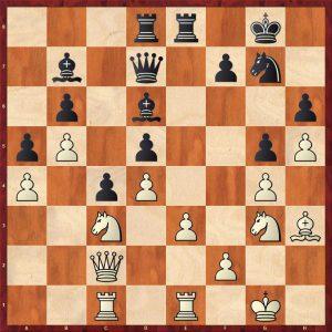 Topalov-Kramnik Linares 1998 Variation 2 Move 30 White to move