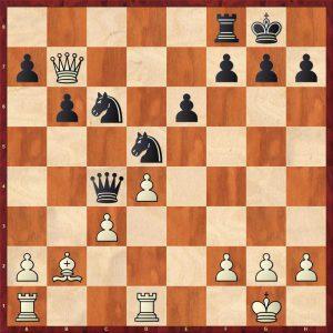 Vladimirov-Kasparov Batumi 2002 Move 17 White to move
