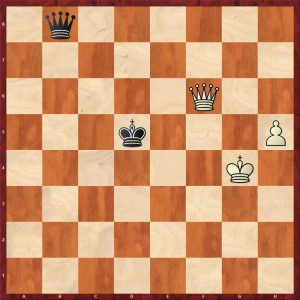 Carlsen-Gashimov Monaco 2011 Move 64 Black to play
