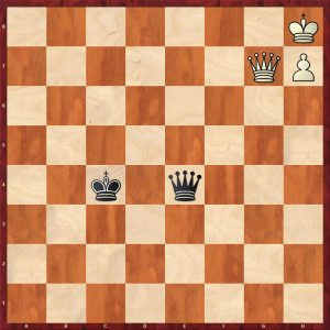 Carlsen-Gashimov Monaco 2011 Move 73 Black to play