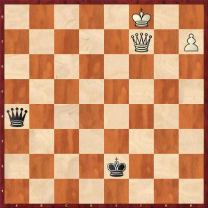 Carlsen-Gashimov Monaco 2011 Move 81 Black to play