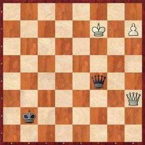 Carlsen-Gashimov Monaco 2011 Variation 1 Move 89 White to play