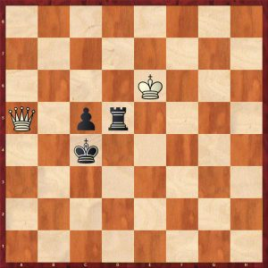 Carlsen - Matlakov Move 69 Black to play