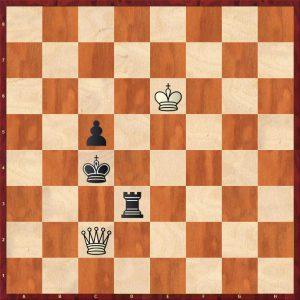 Carlsen - Matlakov Move 77 Black to play