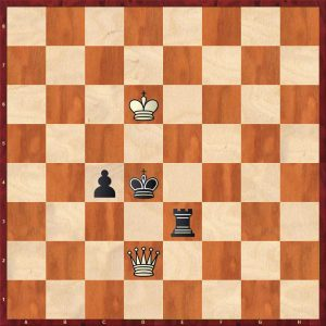Carlsen - Matlakov Move 80 Black to play