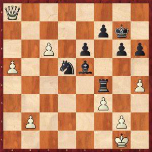 Caruana - Le St Louis 2017 Move 34 Black to move
